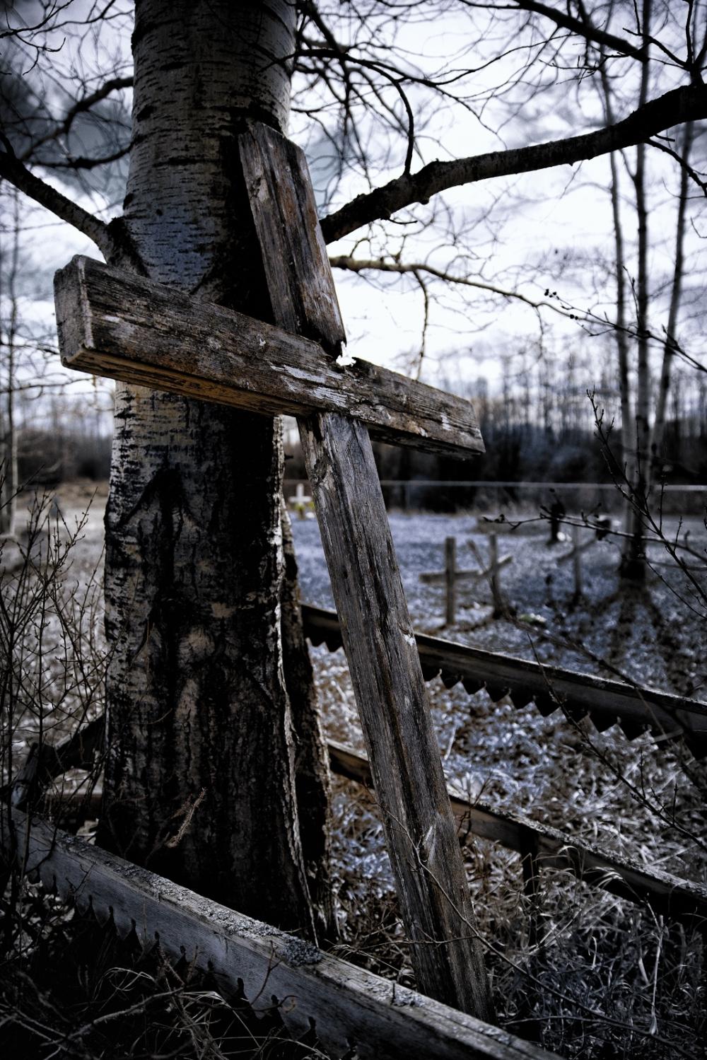 Crosses - Ft Vermilion North Settlement 6