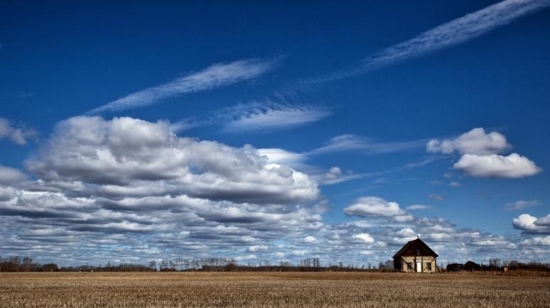 Gull Lake Homestead - Fort Vermilion, Alberta 1
