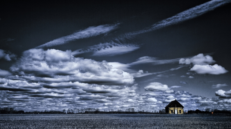 Gull Lake Homestead - Fort Vermilion, Alberta 2