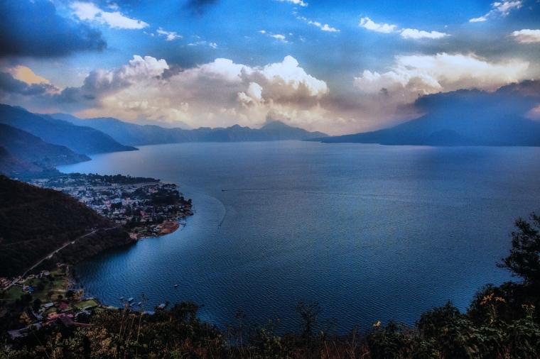 Lake Atitlan, Guatemala 1