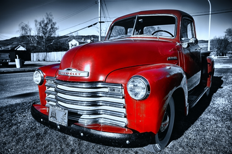 1949 Chevrolet - Peace River
