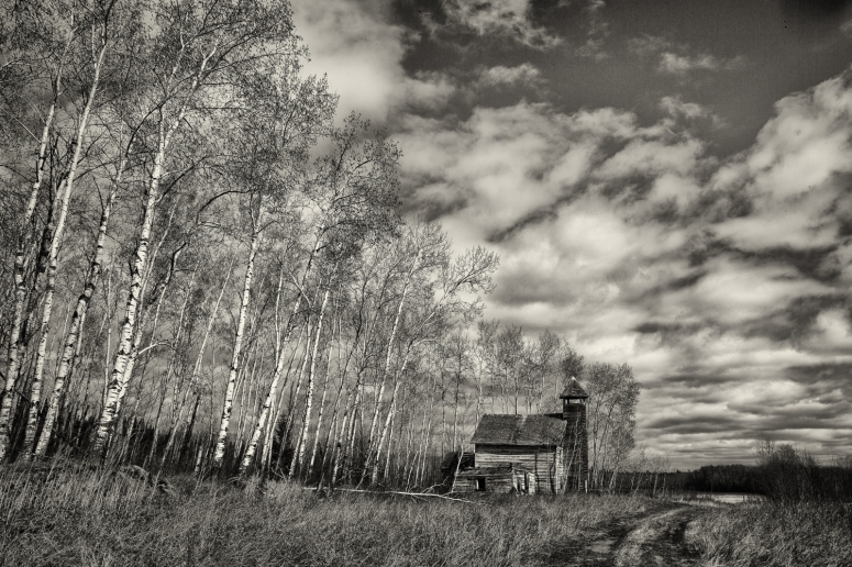 St Louis Mission - Buttertown, Alberta 2