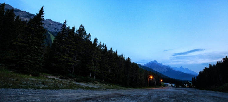 Mount Norquay Ski Hill - Banff, Alberta 1