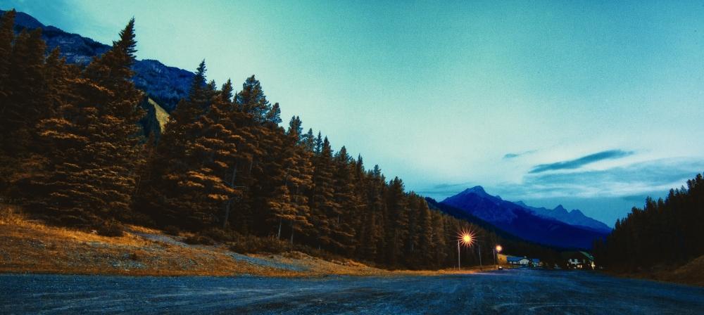Mount Norquay Ski Hill - Banff, Alberta 2