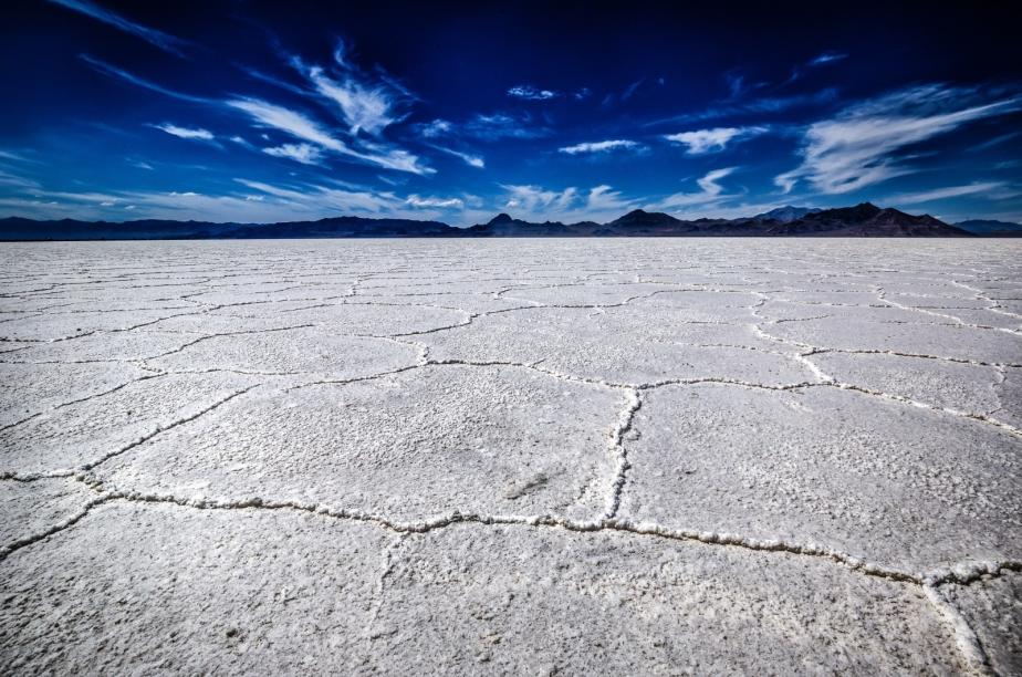 Salt Flats - Salduro, Utah 1