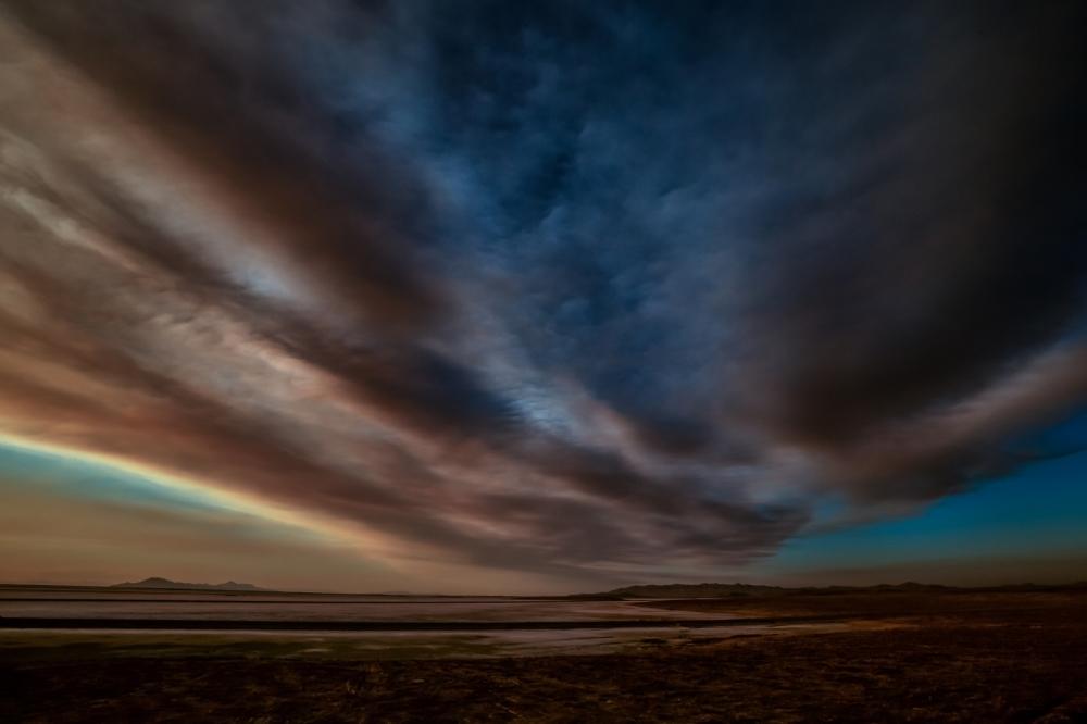 Utah Skies - Knolls, Utah 1