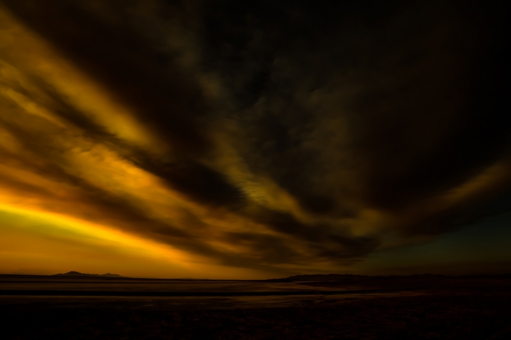 Utah Skies - Knolls, Utah 2