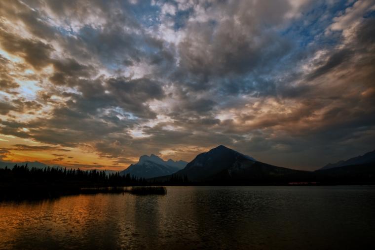 Vermillion Lakes, Banff, Alberta 1