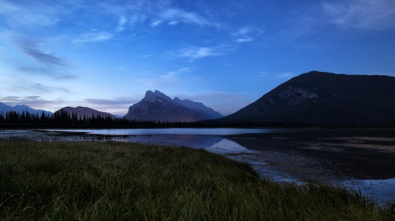Vermillion Lakes, Banff, Alberta 2