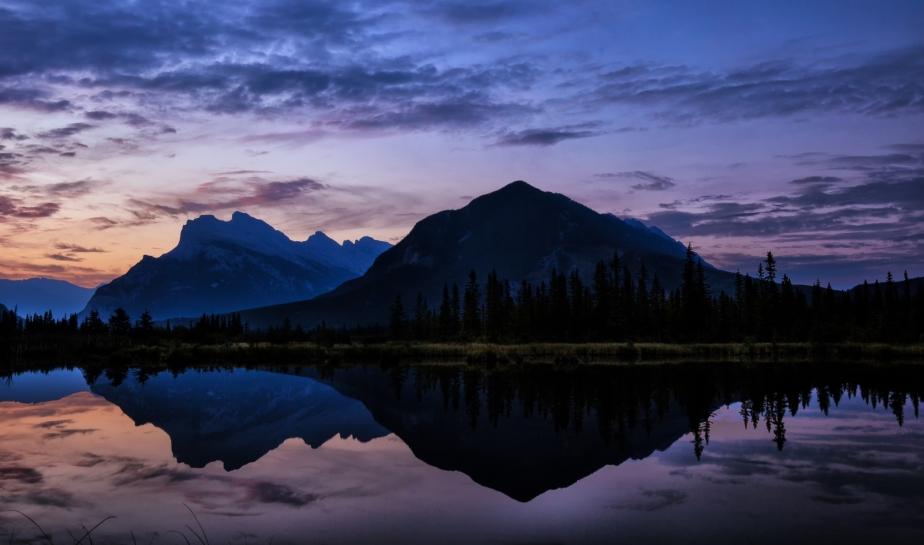 Vermillion Lakes, Banff, Alberta 7