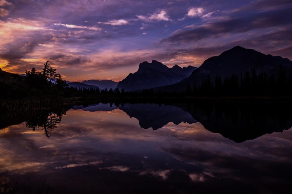 Vermillion Lakes, Banff, Alberta 8
