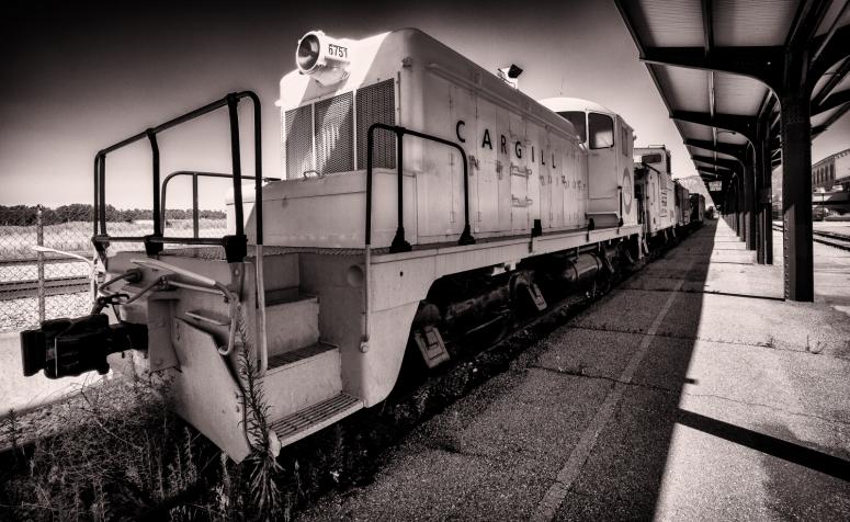 Cargill Engine - Ogden, Utah