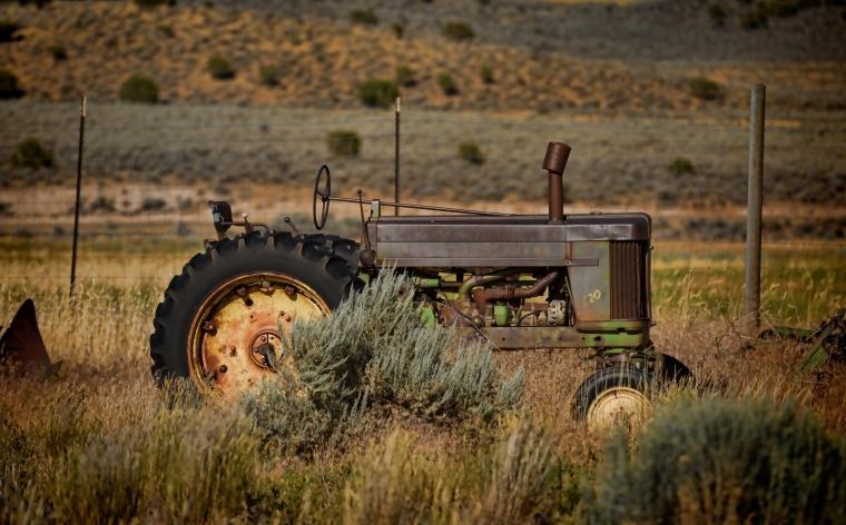John Deere 620 2 - Utah