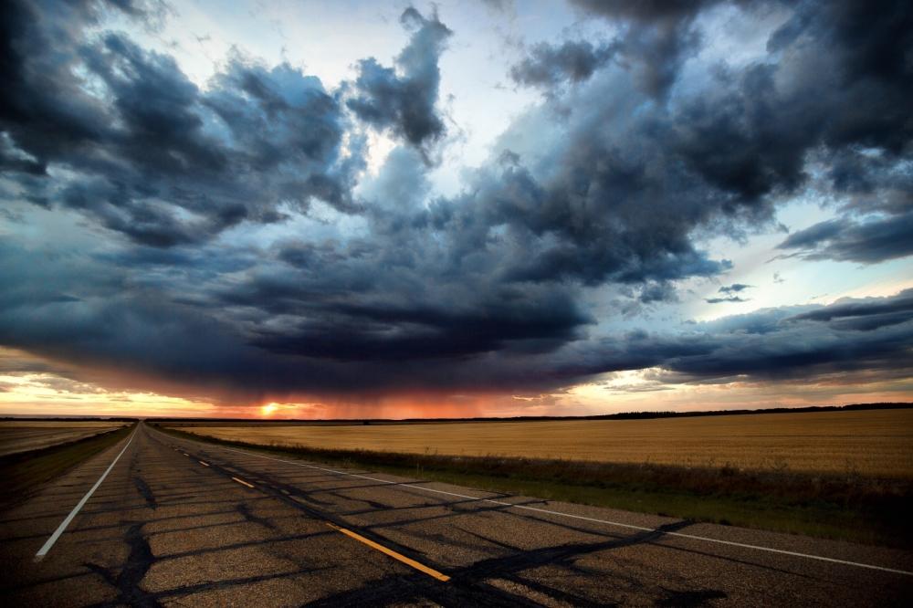 Russet Rain - Valleyview, Alberta 2