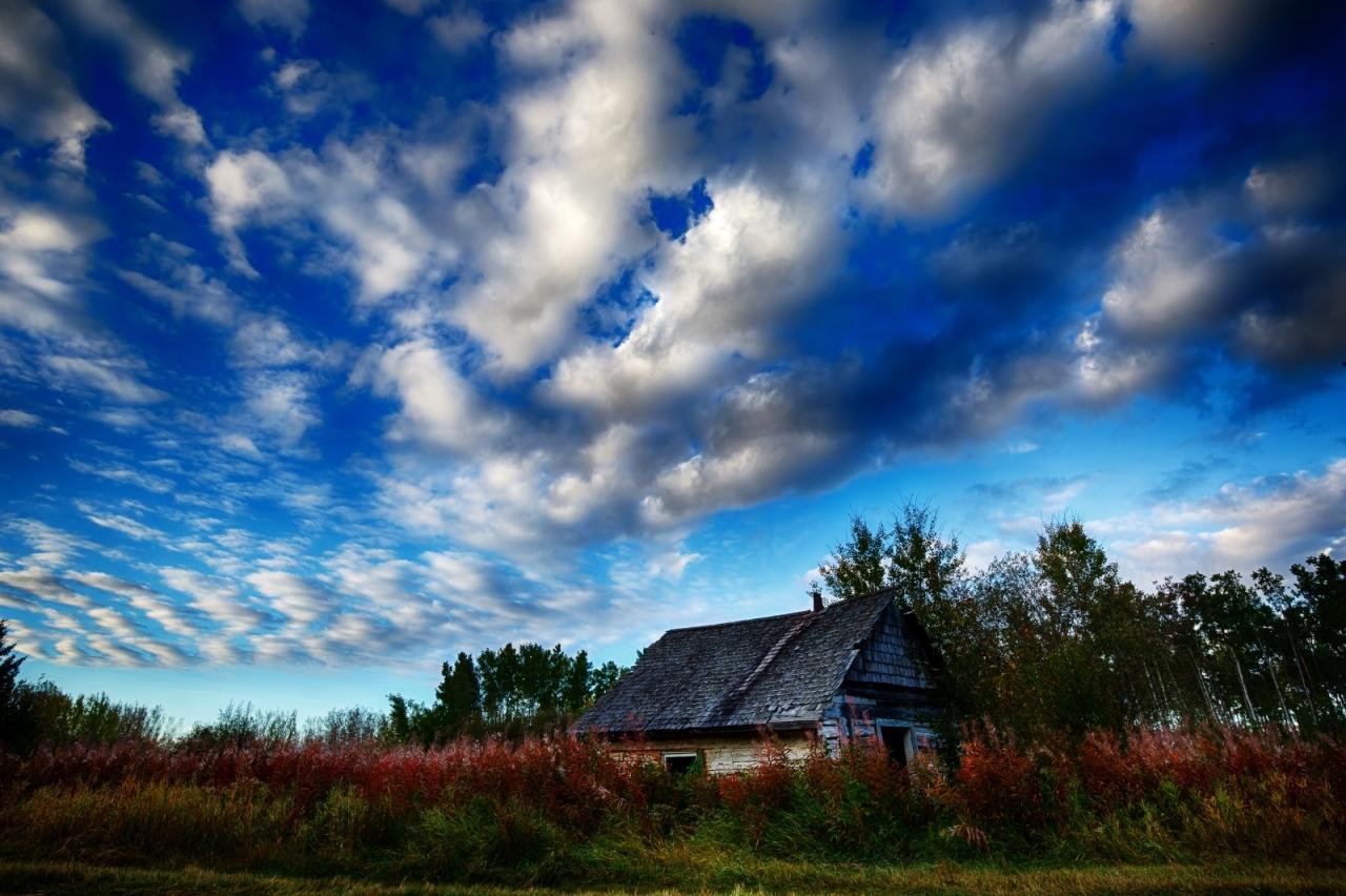 rtown, Fort Vemilion, Alberta