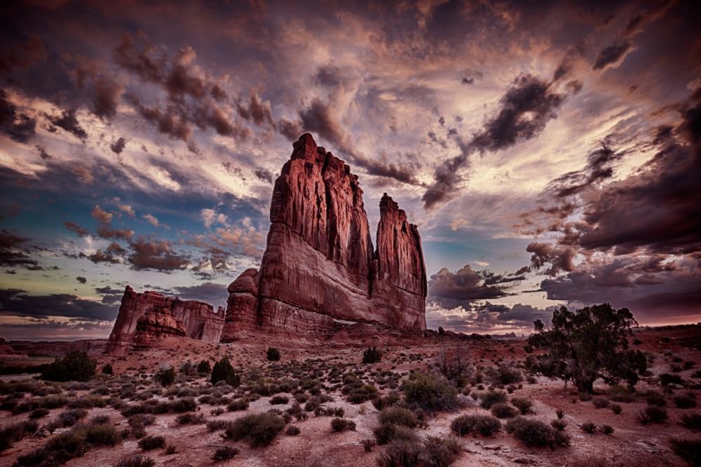 Arches Nat'l Park - Moab, Utah 1