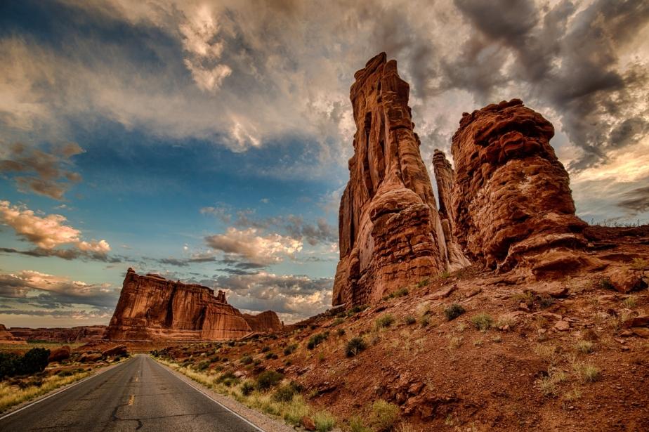 Arches Nat'l Park - Moab, Utah 2