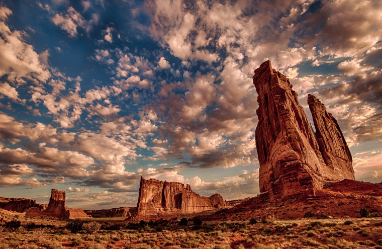 Arches Nat'l Park - Moab, Utah 5