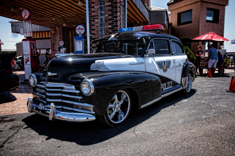 1949 Chevrolet Fleetline - Grand Canyon, Arizona 1