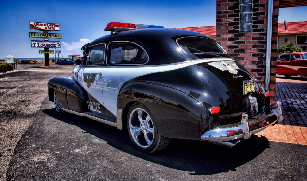 1949 Chevrolet Fleetline - Grand Canyon, Arizona 2