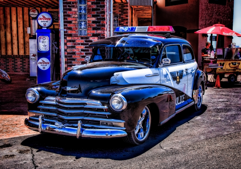 1949 Chevrolet Fleetline - Grand Canyon, Arizona 3