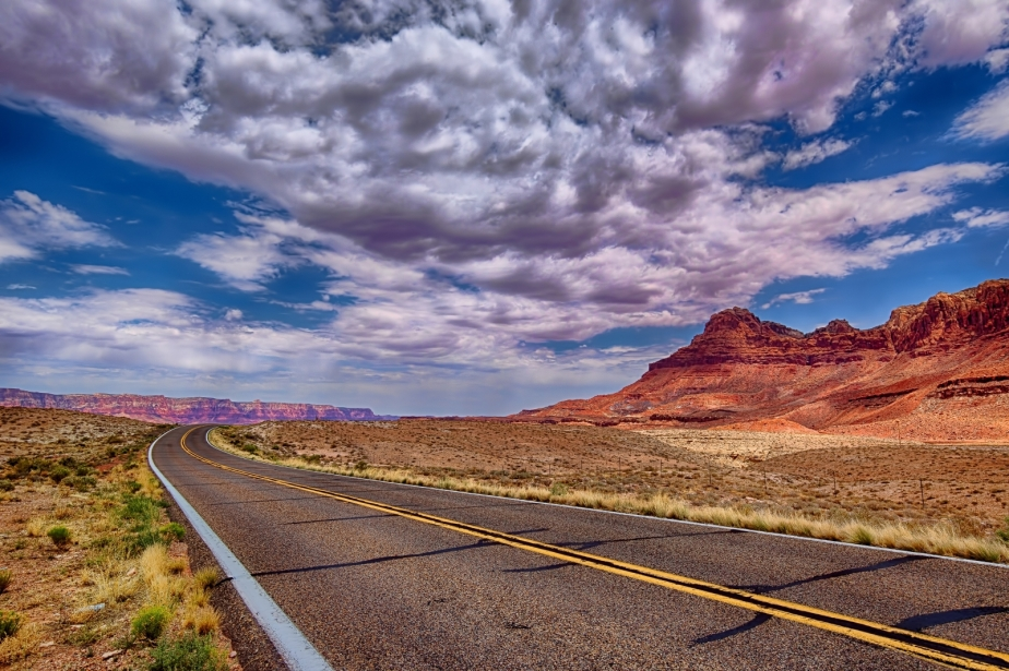 4 The Road - Arizona
