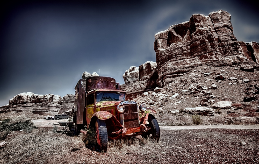 Chevrolet Truck - Arizona 1