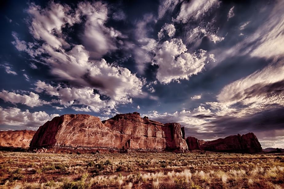 Sunrise - Arches Nat'l Park, Moab, Utah 2