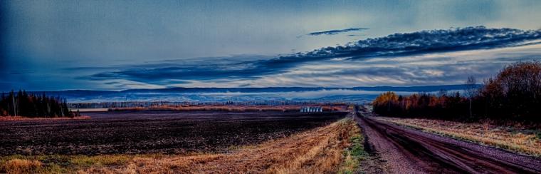 The Blue Hills - Buffalo Head Prairie, Alberta