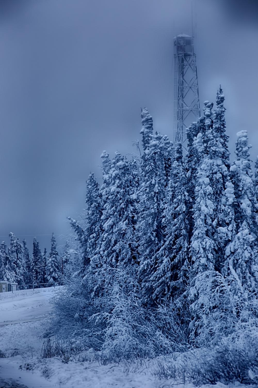 Watt Mountain, Hutch Lake, Alberta