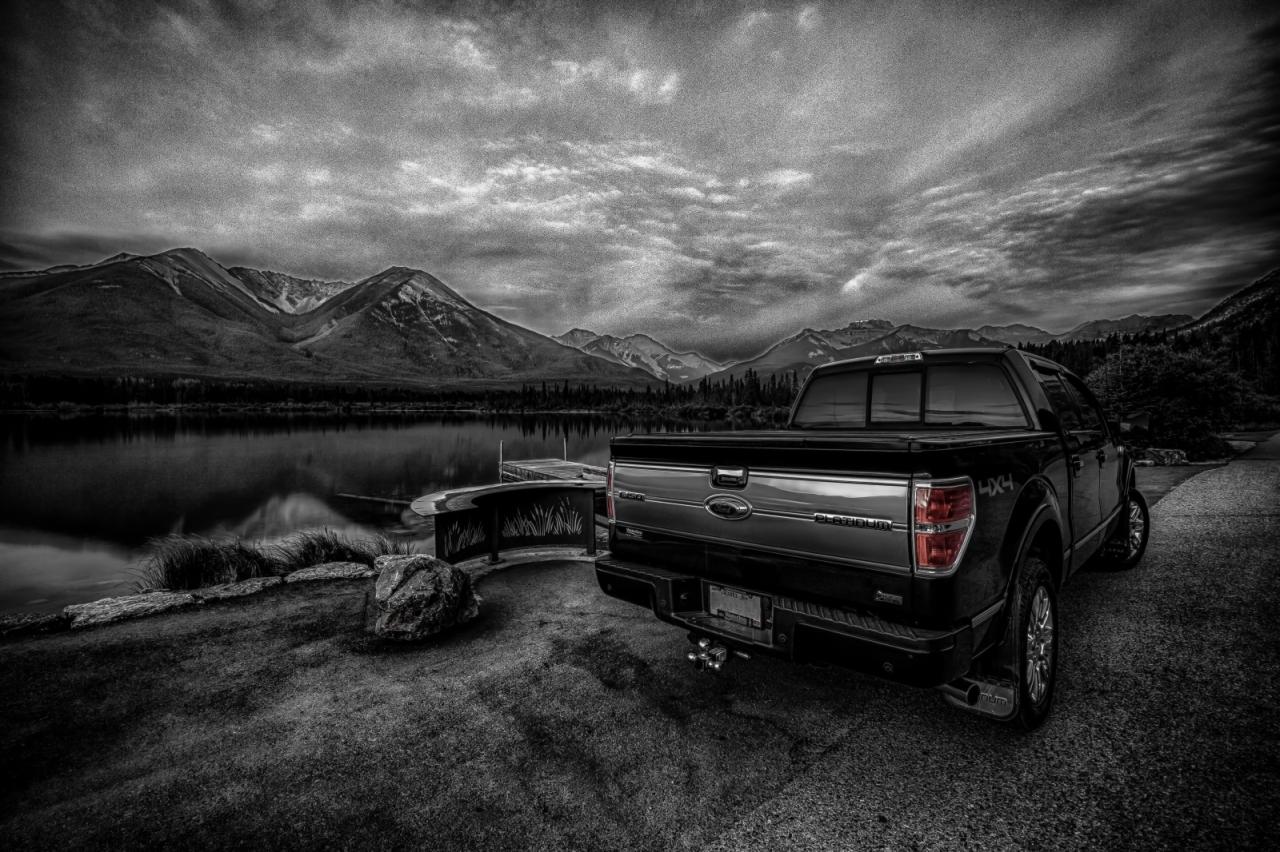 Vermillion Lakes - Banff, Alberta - Canada