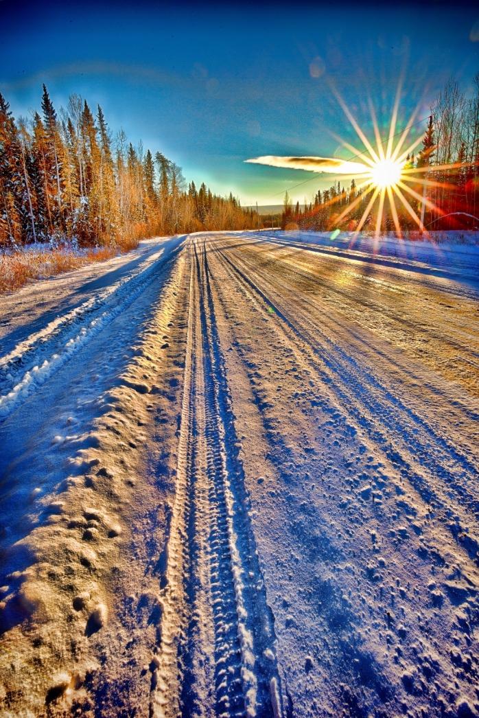 Watt Mountain Roads 1