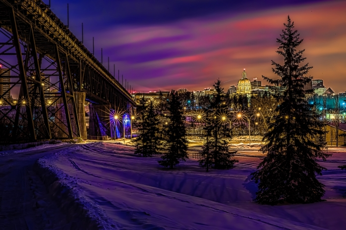 High Level Bridge - HDR 2b