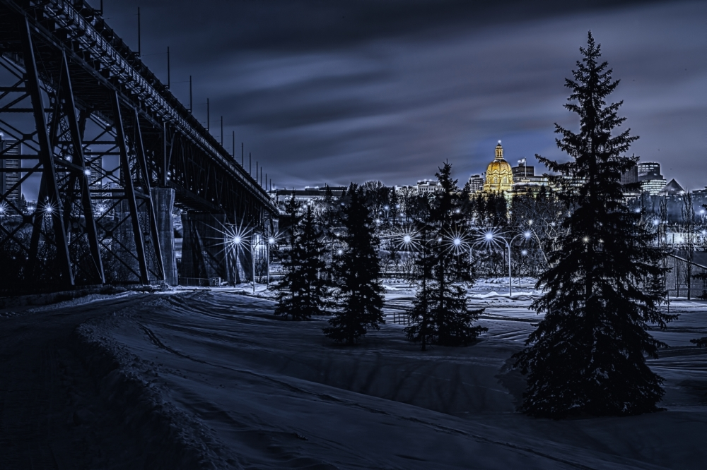 High Level Bridge - HDR 2c