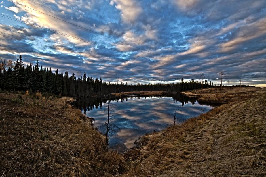 Twin Lakes - Slough