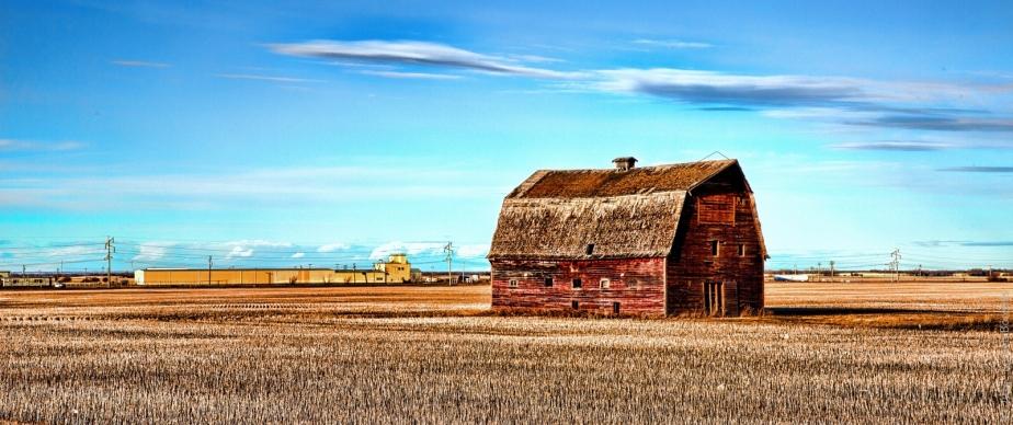 Barn - Rycroft, Ab - Canada