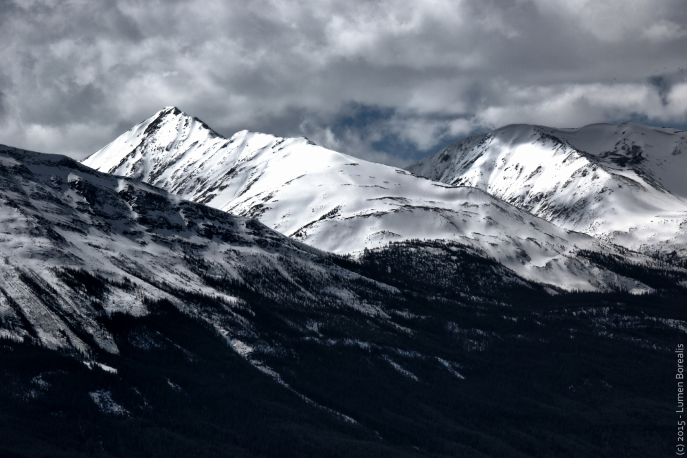 Mountains - Jasper, Alberta - Canada 2