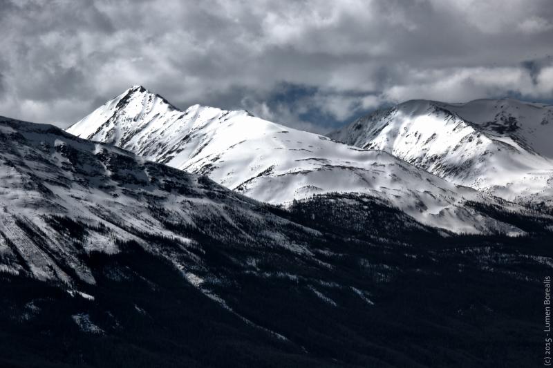 Mountains - Jasper, Alberta - Canada 2