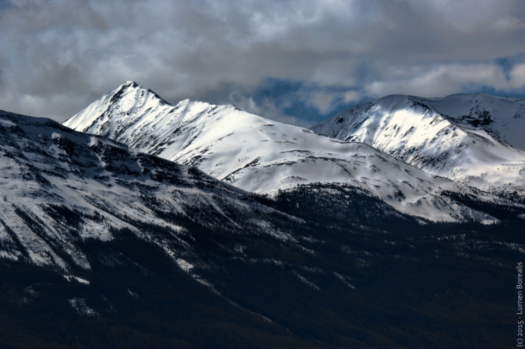Mountains - Jasper, Alberta - Canada 3