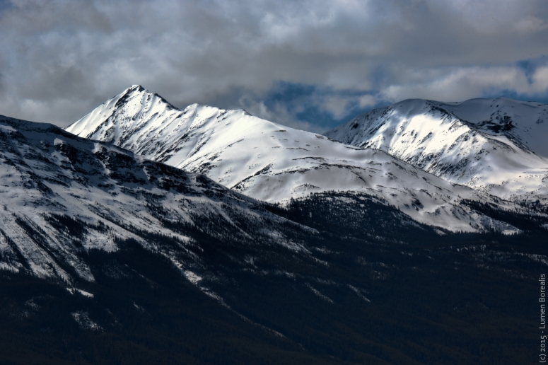 Mountains - Jasper, Alberta - Canada 3