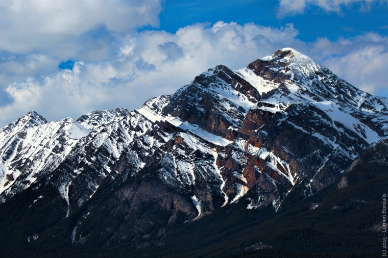 Mountains - Jasper, Alberta - Canada 4
