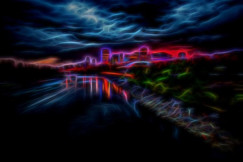Skyline - Edmonton, Alberta - Canada 4