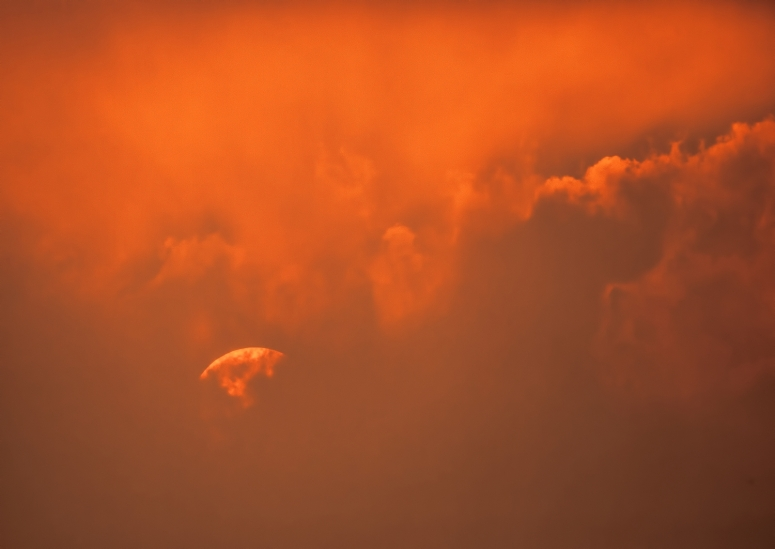 Wildfire - 10km South - High Level, Ab 1