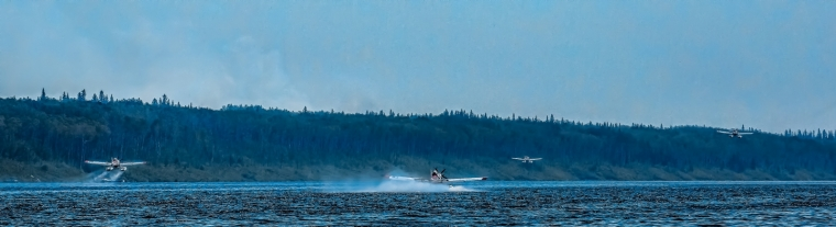 Wildfire - Hutch Lake, Alberta, Canada - 13