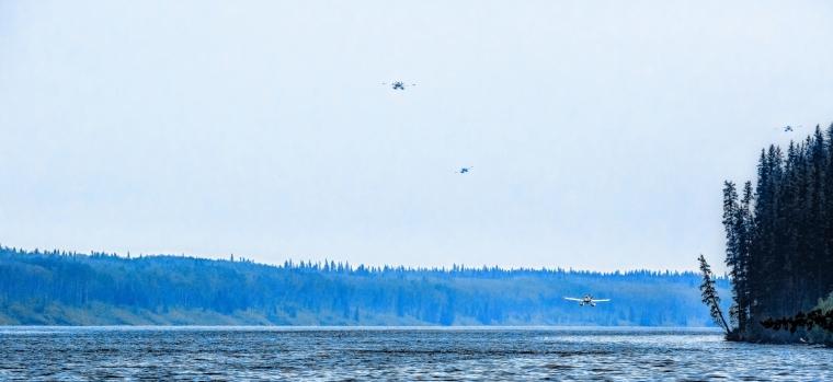 Wildfire - Hutch Lake, Alberta, Canada - 2