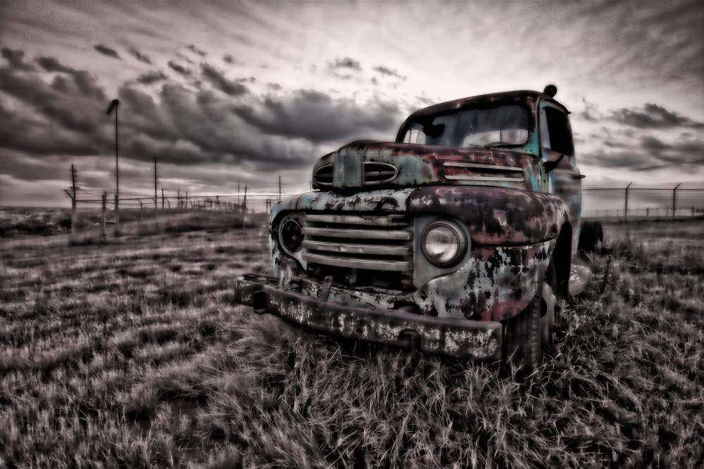 53 Ford - Drumheller, Alberta - Canada ii