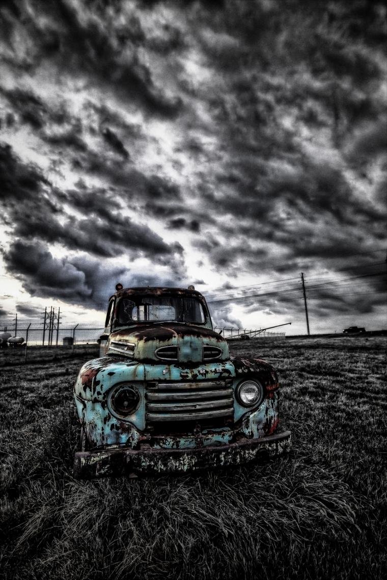 53 Ford - Drumheller, Alberta - Canada iii