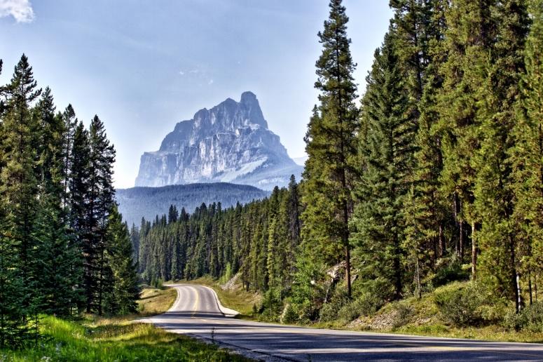Johnson Canyon - Banff, Alberta - Canada ii