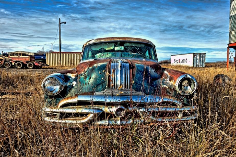 1953 Pontiac Pathfinder - Manning, Alberta - Canada i