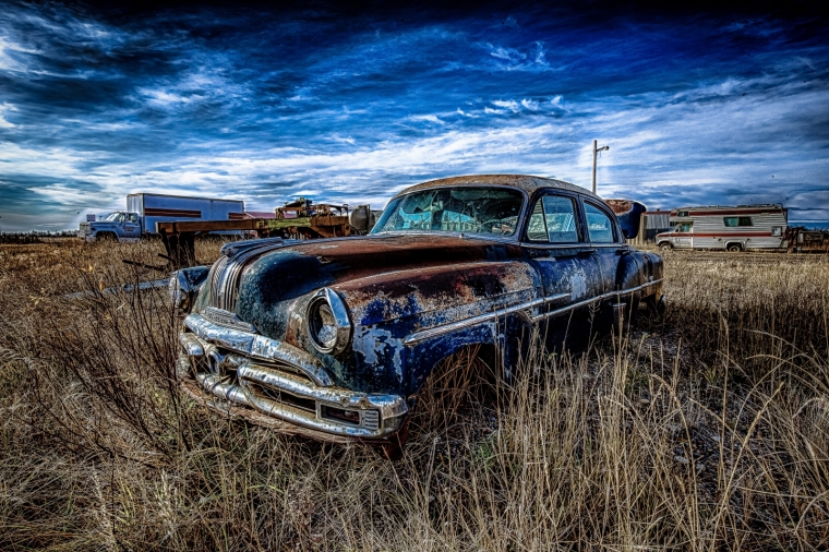 1953 Pontiac Pathfinder - Manning, Alberta - Canada ii
